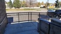 Commercial handrails, Aurora CO public schools.