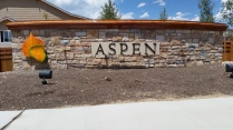Copperleaf monument complete!! Aspen Area