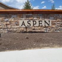 Copperleaf monument complete!! Aspen Area